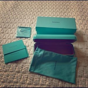 Tiffany and Co. Sunglasses CASE